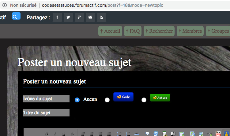 ModernBB : Icônes de messages réservés à un sous-forum en particulier (ID) F18_ti11
