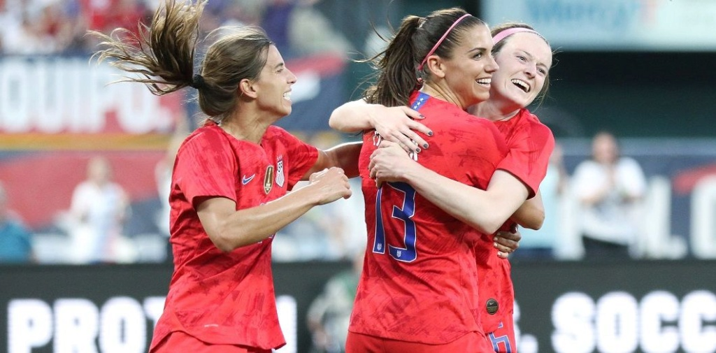 La prise en compte des cycles menstruels a aidé les États-Unis à gagner la Coupe du monde Foot10