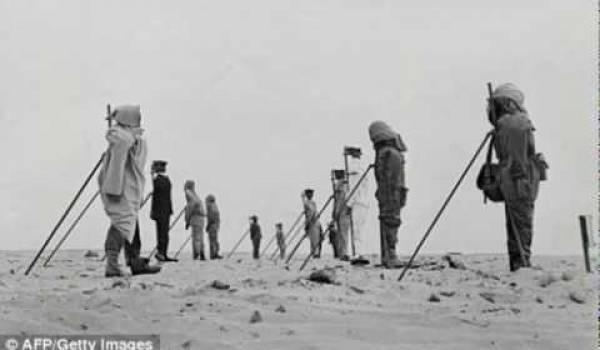 Essai nucléaire à Reggane : 150 prisonniers algériens utilisés comme cobayes humains Hqdefa10