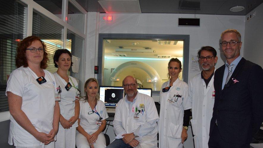Médecine nucléaire : Rodez reste à la pointe Image12