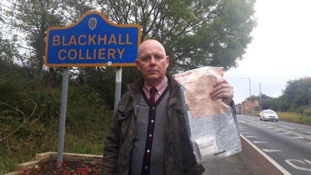 Angleterre : D'étranges liasses de billets découvertes dans un village, mystère autour du donateur Image16