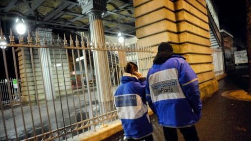 """Paris : """"Il n'y a jamais eu autant de familles dehors"""", selon le Samu Social Image_11"""