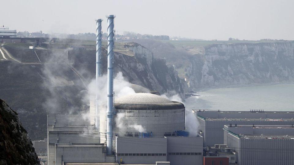 Un incident de niveau 2 a été déclaré à la centrale nucléaire de Penly, en Seine-Maritime La-cen10