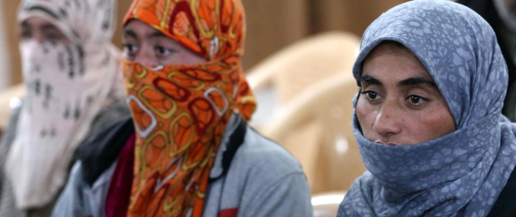 La terrifiante théologie du viol de l'État islamique Lala10