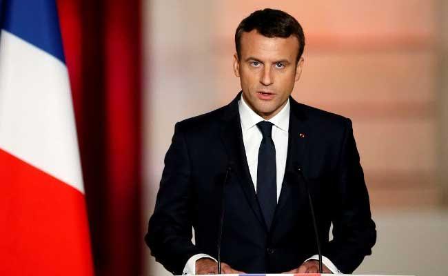 Crise en France : Macron satisfait toutes les revendications policières pour sauver son pouvoir Macron10