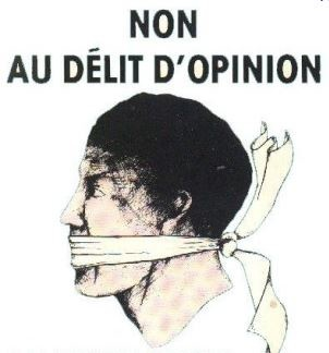 Se dirige-t-on vers le délit d'opinion en France ? Non10