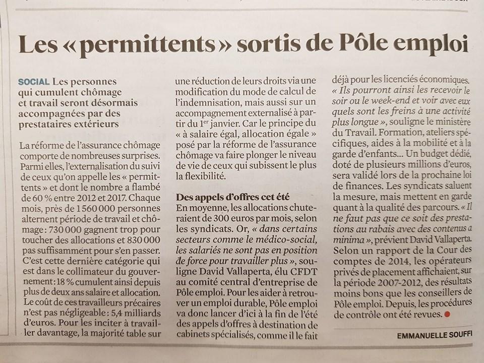 Accès à l'indemnisation, montant de l'allocation... Ce que prévoit la réforme de l'assurance-chômage pour économiser 3,4 milliards d'euros Pe10