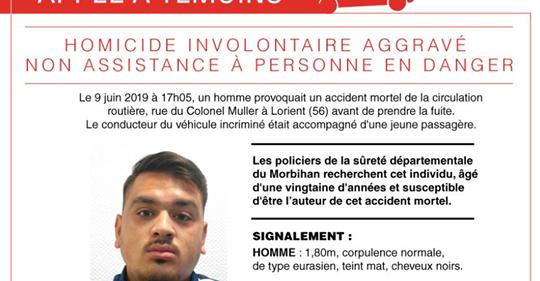 Enfants fauchés à Lorient : le chauffard interpellé et placé en garde à vue Safe_i14