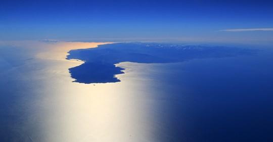 """Une """"île"""" de plastique repérée au large de la Corse Safe_i15"""