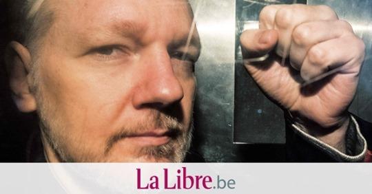 Les autorités britanniques signent l'extradition d'Assange vers les États-Unis Safe_i33