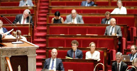 CETA : l'Assemblée vote pour la ratification du controversé traité de libre-échange Safe_i52