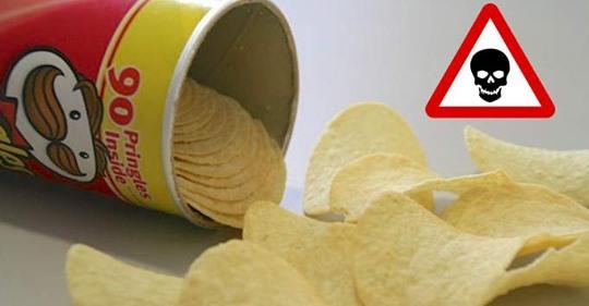 Du Cancer en Tube : l'Horrible Vérité Sur les Chips Pringles Safe_i64