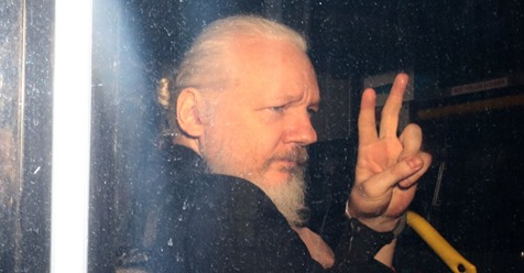 Londres : Les médecins demandent au gouvernement d'évacuer Assange vers un hôpital australien Safe_i70