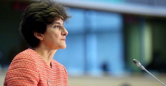 Anticor porte plainte après la révélation des liens entre Sylvie Goulard et l'Institut Berggruen Safe_i74