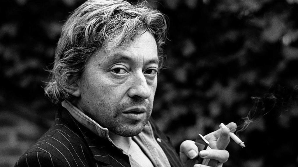 Cela fait 28 ans que Serge Gainsbourg nous a quittés Serge-10
