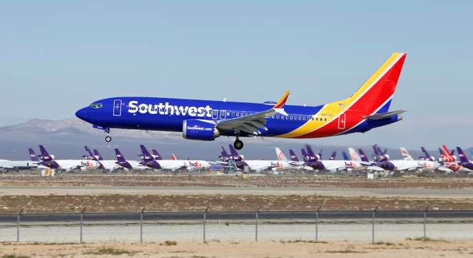 Crashs aériens : Boeing avait désactivé pour le rendre payant le signal d'alerte des 737 MAX South10