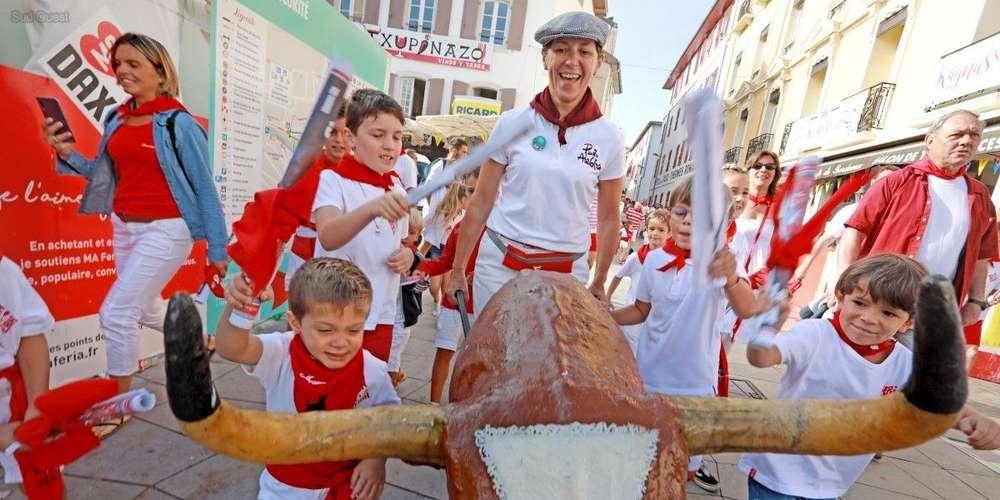 Landes : une manifestation pour dire non à l'interdiction des corridas aux enfants Une-ma10