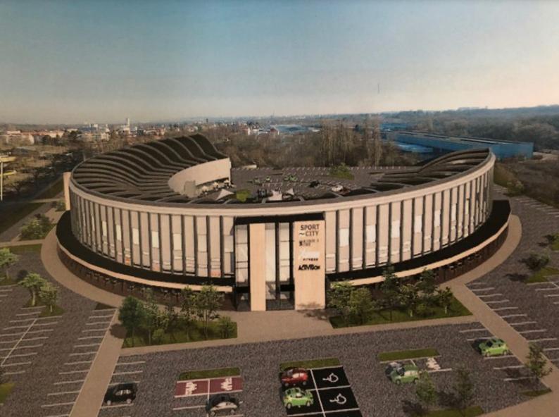 Au sud de Metz, le plus grand espace de loisirs en intérieur de France va bientôt ouvrir Zac10