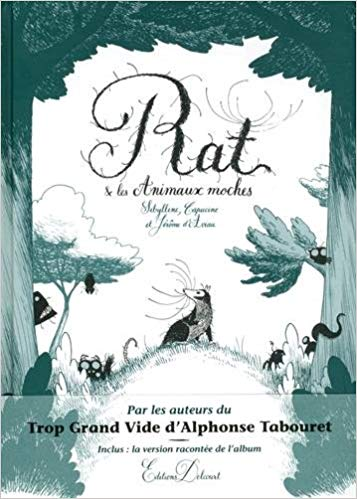 [Sibylline] Rat & les Animaux moches Aa17