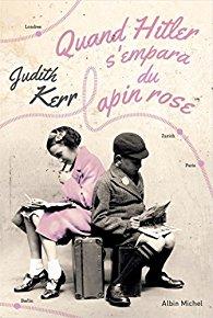 [Kerr, Judith] Quand Hitler s'empara du lapin rose Aa26