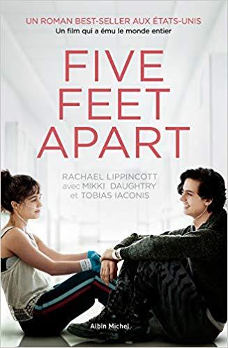 [Lippincott, Rachael] Five Feet Apart Aa52