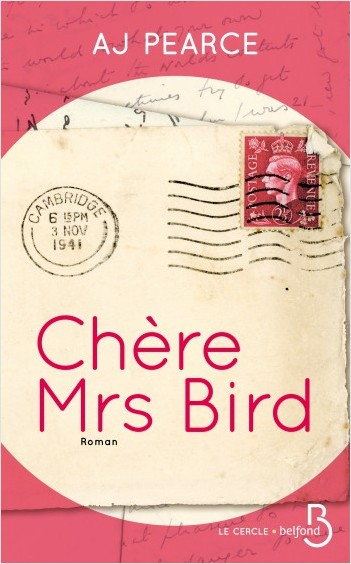 [Pearce, A. J.] Chère Mrs Bird Aaa16