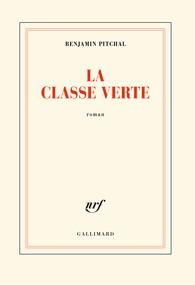 [Pitchal, Benjamin] La Classe verte Aaa26