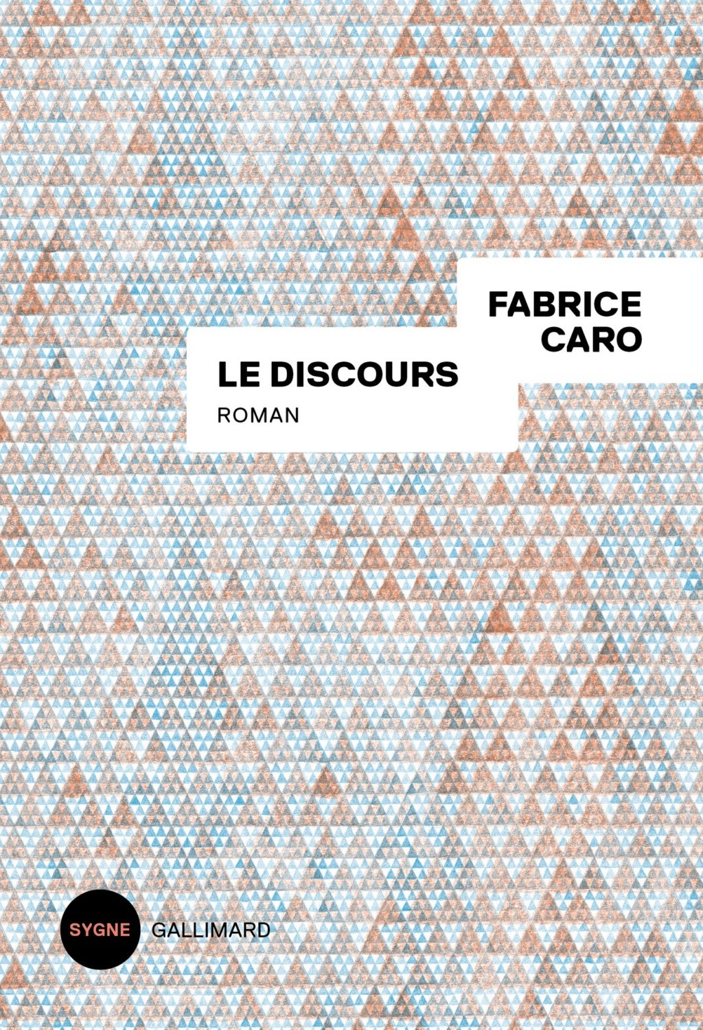 [Caro, Fabrice] Le Discours Aaa37