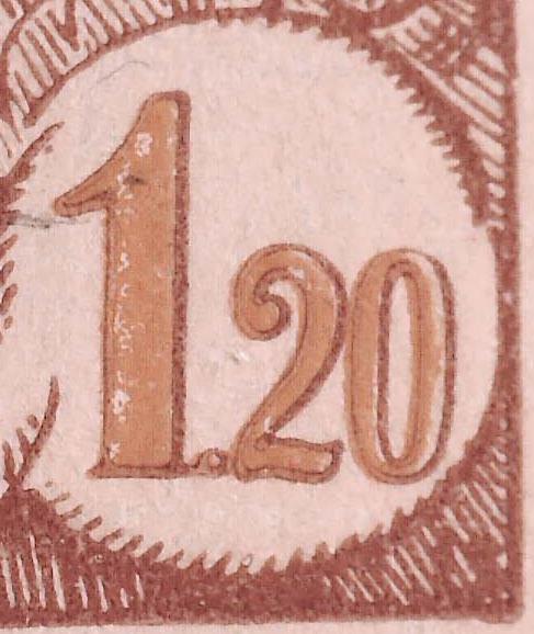 SBK 164z (Mi 195z) Wappenschild 164z_r11