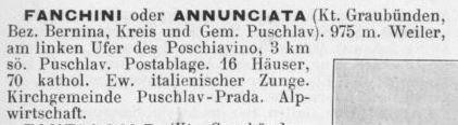Annunziata (Fanchini) GR 2020-012
