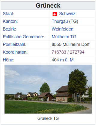 Grüneck b. Müllheim-Wigoltingen TG 2020-037