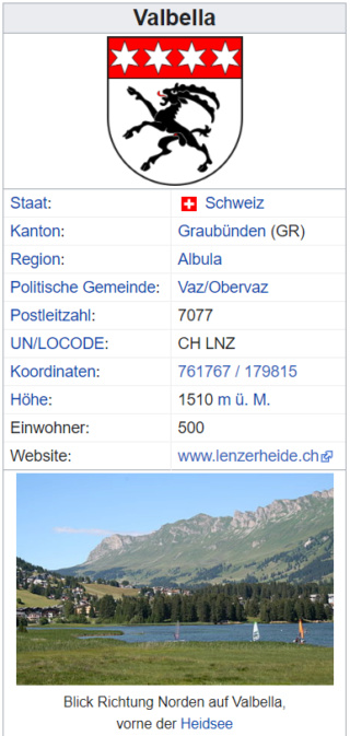 Lenzerheide-See (Valbella) GR 2020-085