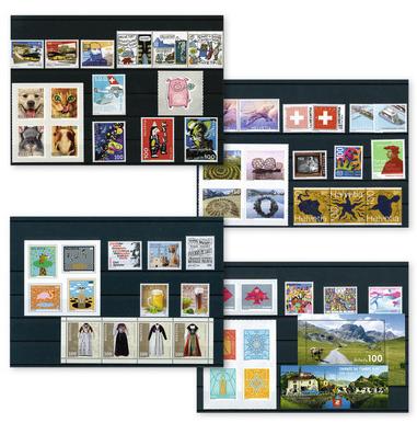 Selbstklebende Briefmarken - ungestempelt, postfrisch? 2020-089