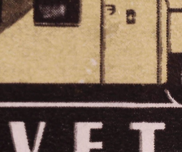 SBK 210y (Mi 311y) Automobilpostbüro - blau und rot gefasert 210y_310