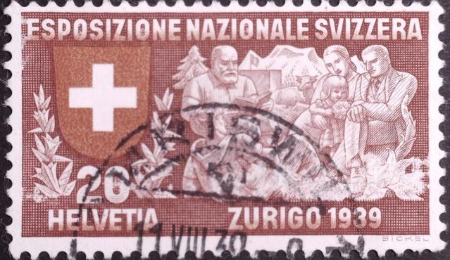 SBK 226 (Mi 342) Geistiges Leben, italienisch 226_1_11