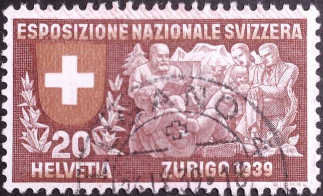SBK 226 (Mi 342) Geistiges Leben, italienisch 226_wi10