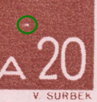 SBK 230z (Mi 346z) Landi Armbrust 20 Rp., deutsch 230bz_10