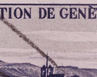 SBK 241 (Mi 358) Stadt Genf 30 Rp. blau 241_1_11