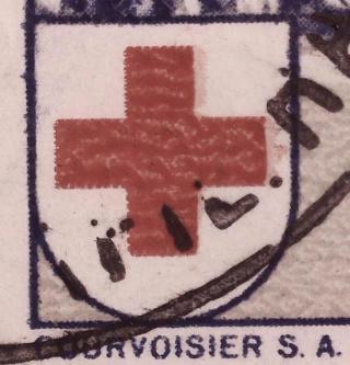 SBK 241 (Mi 358) Stadt Genf 30 Rp. blau 341_1_11