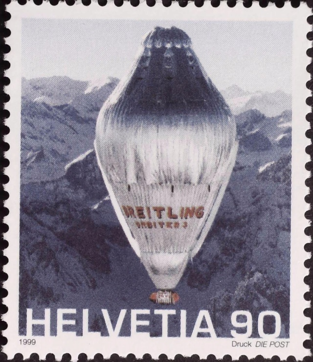 SBK 971 (Mi 1680) Ballon Breitling 971_2_12