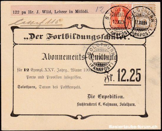Stempel der Stadt Solothurn - Seite 2 A127