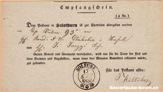 Stempel der Stadt Solothurn - Seite 2 A128