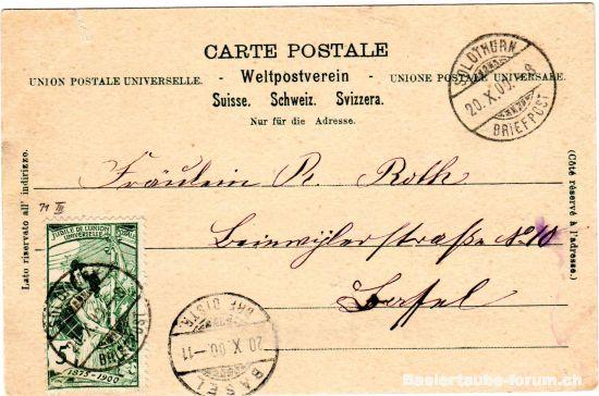 Stempel der Stadt Solothurn - Seite 2 A131