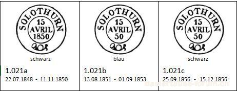 Stempel der Stadt Solothurn - Seite 3 A22