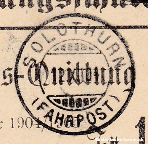 Stempel der Stadt Solothurn - Seite 2 A226
