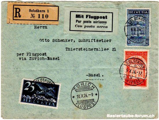 Stempel der Stadt Solothurn - Seite 2 A320