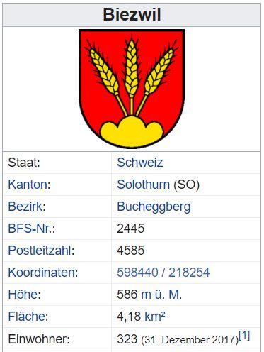Biezwil SO A46