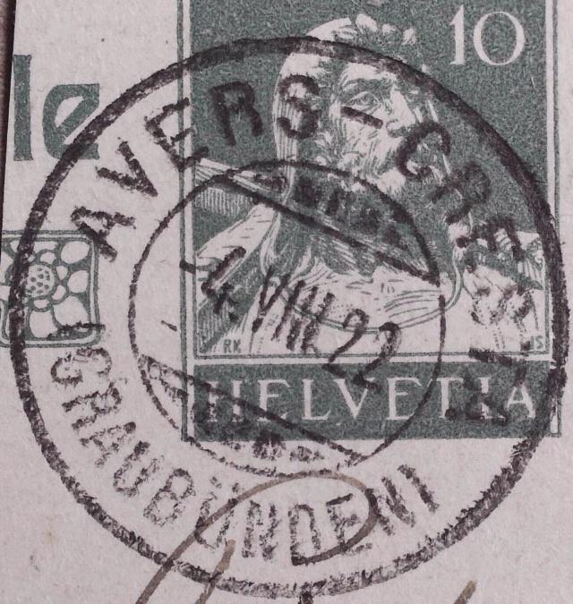 Avers-Cresta, Graubünden - 168 Einwohner Avers-10