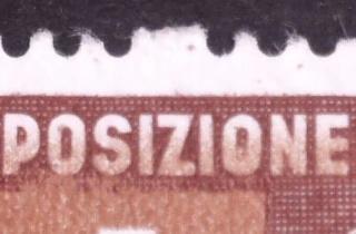 SBK 226 (Mi 342) Geistiges Leben, italienisch Blindz10