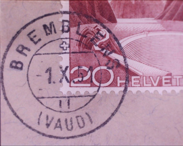 Bremblens VD - 547 Einwohner Brembl10
